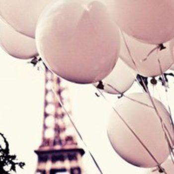 Eifel Tower Balloons - weheartit